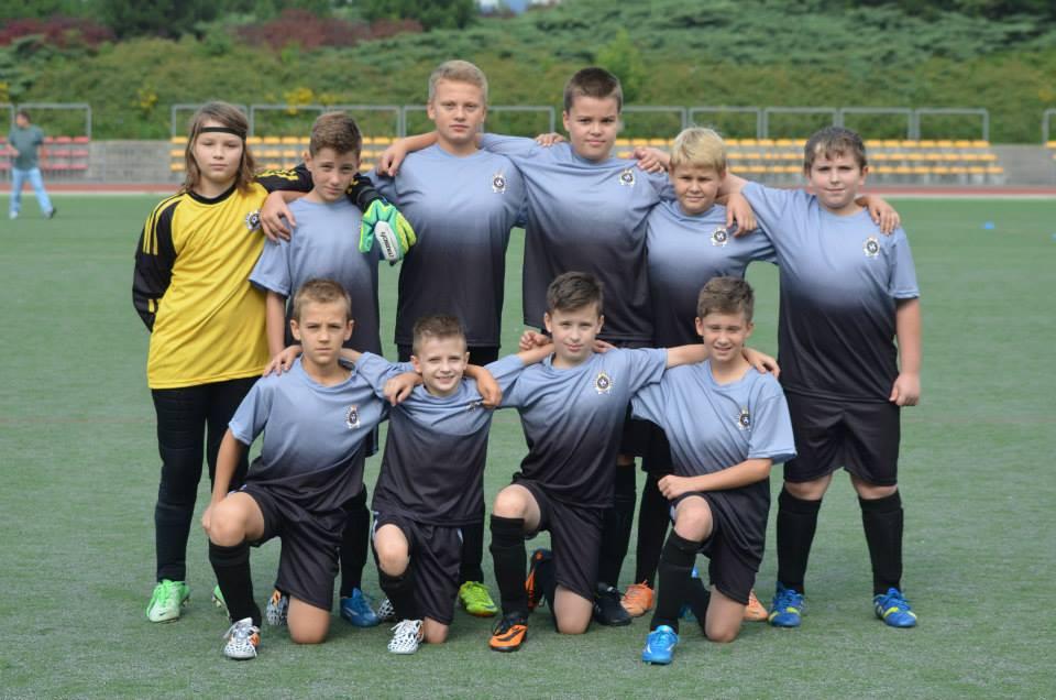 Pomóżcie piłkarskiej szkółce!