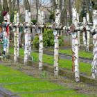 Panteon Narodowy dla ofiar komunizmu  na Powązkach